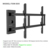 TSW800 Rotate 180 degrees swing out Articulating TV Wall Mount bracket