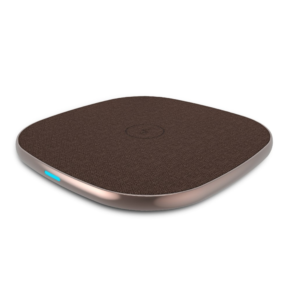 10W Square Wireless <strong>Phone</strong> Charger Pad Universal Type C USB Qi Wireless Charger Charging and Receiver