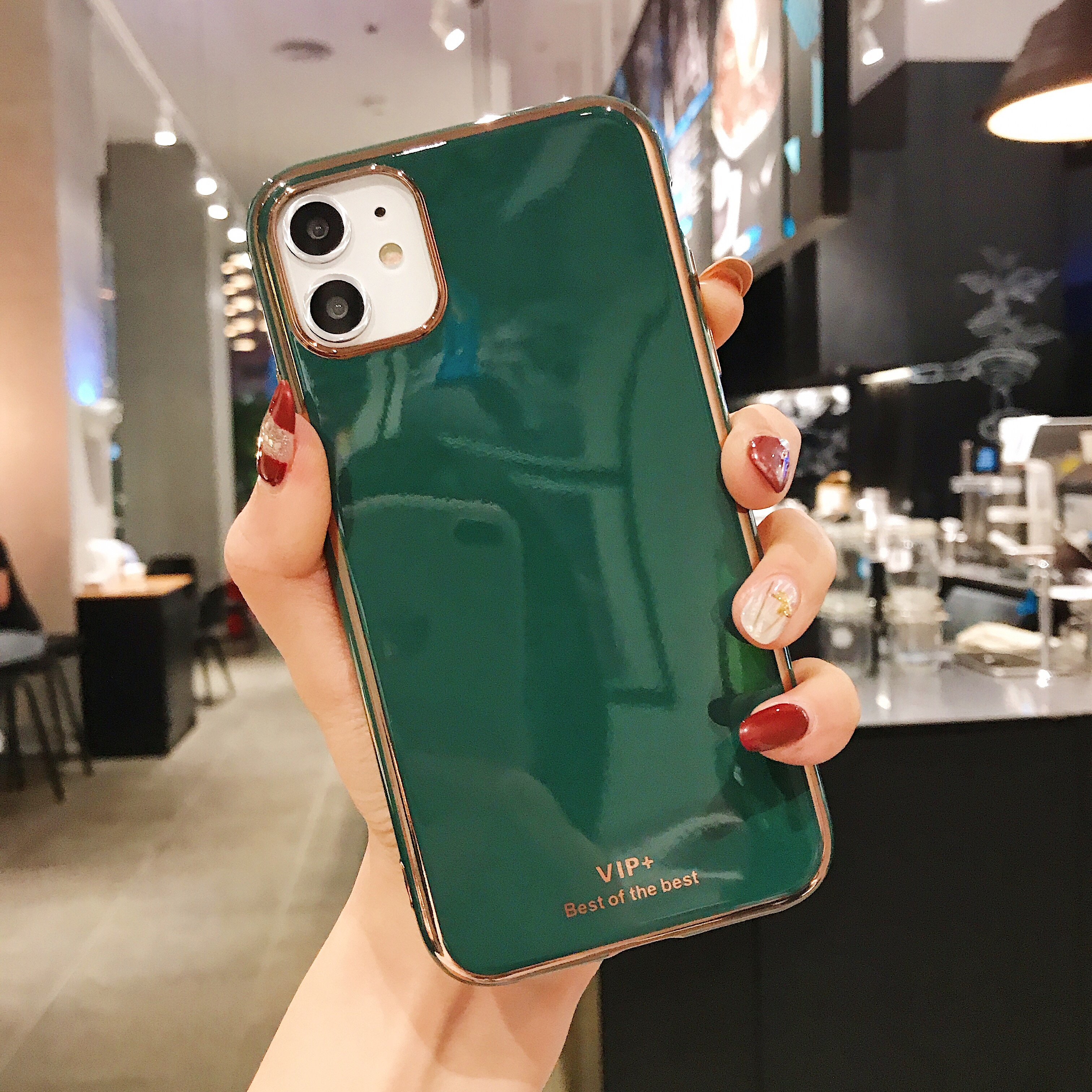 Hot Sell Plating Tpu Phone Cover For iPhone 11Pro Max /<strong>11</strong>/11Pro Protective Phone Case iPhone X 8 7plus 6s Case