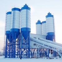 Cement mini concrete batching plant ISO CCC CE