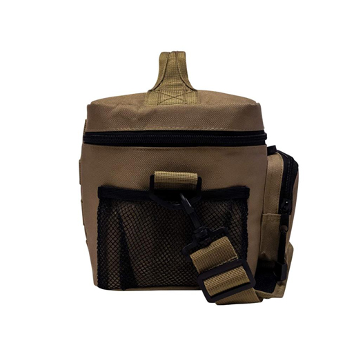 MOLLE PALS Webbing Lunch Bag Insulated Cooler Thermal Lunch Box Tote Bag