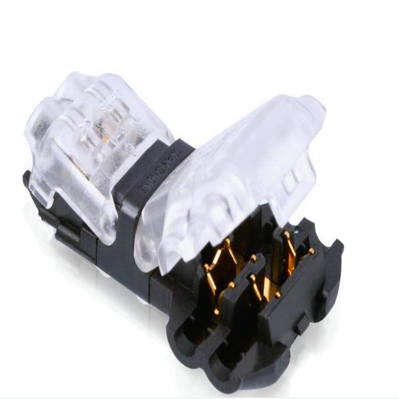 No welding T-2 Wire connector for led strip lm301h sun board,samsung lm301h lm301b,LM561C/ LM301h/lm301b sun board