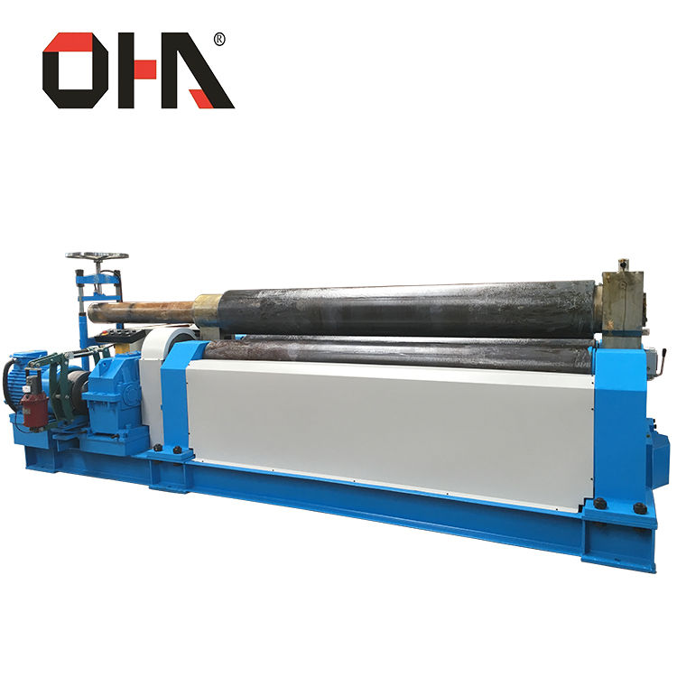 INTL OHA <strong>W11S</strong>-32x3000 Universal Hydraulic <strong>Roller</strong> Machine