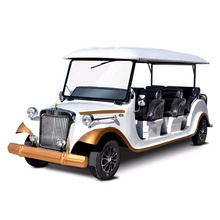 2019 New CE Approved 12 Person Electric Vintage Classic Sightseeing Car