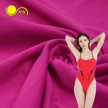 chlorine resistant dry fit dye bikini recycle swimwear fabric with Oeko-tex standard <strong>100</strong>