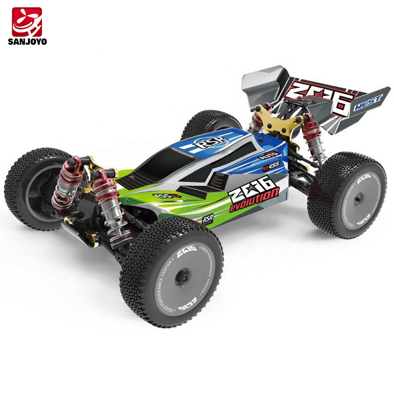 WLtoys 144001 Radio Control Toys Buggy 4x4 High Speed 60km/<strong>h</strong> Off Road <strong>Car</strong>