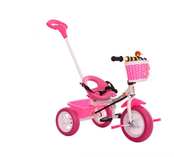 China manufacturer cheap kids tricycle with back seat children tricycle malaysia