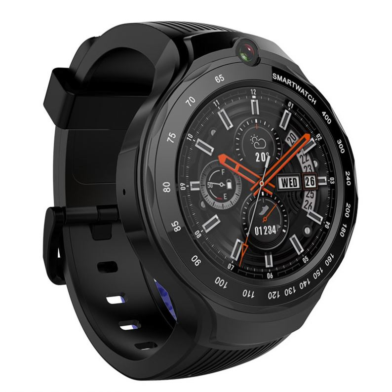 FITUP <strong>W100</strong> High end GPS 4G Android system smartwatch price of smart watch <strong>phone</strong>