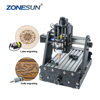 ZONESUN 3axis mini diy laser metal engraving machine (standard set) metal laser sintering machine supply