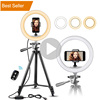 /product-detail/amazon-8inch-10-2inch-halo-table-usb-beauty-video-studio-photo-circle-lamp-dimmable-selfie-led-ring-light-with-tripod-stand-62026792837.html