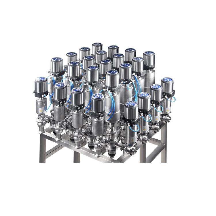 hydraulic reversing valve