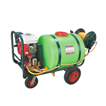 Most selling agricultural spray equipment battery fruit tree orchard 140l power sprayer with wheels