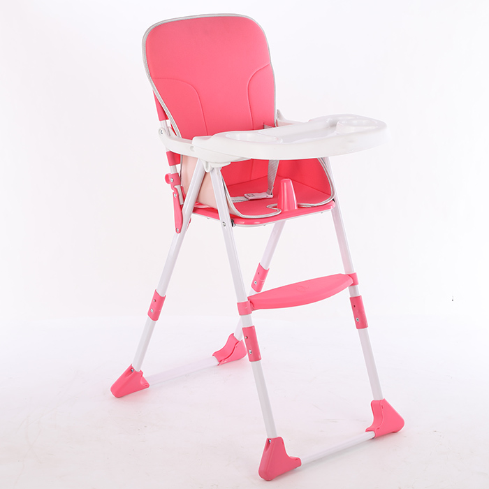 <strong>3</strong> in 1 folding children plastic feeding seat chair for travel with safety <strong>belt</strong>