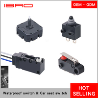 IBAO CNIBAO MAG Series Sealed Waterproof Micro Switch Limit Switch IP67