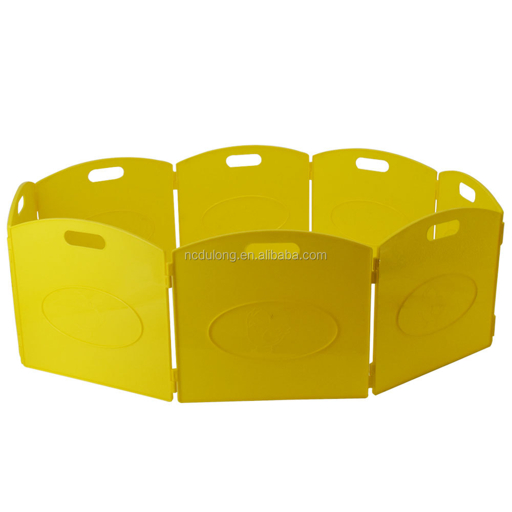 ABS plastic baby chick nursery fence for poultry on garden use