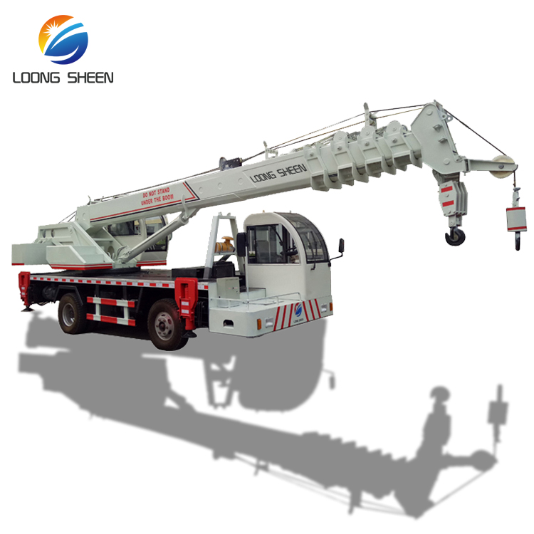 <strong>China</strong> <strong>manufacturer</strong> 8 ton 10 ton mobile truck crane hydraulic arm crane for trucks