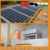 Complete! 20kw solar energy system off grid 20kw solar power system for home use