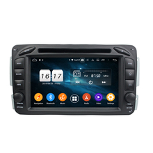 Klyde kd 7216 car radio 2 din android gps audio car system for <strong>W163</strong> W209 W203 W170 W210 W168