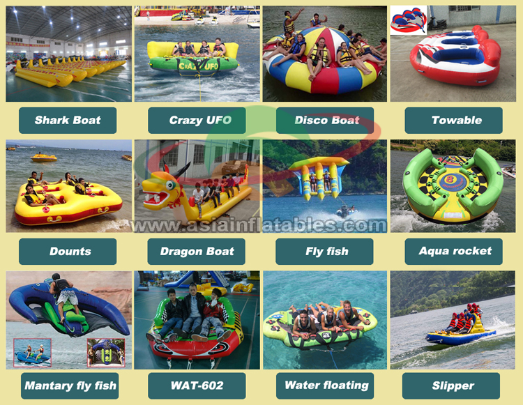 Floating water games combination water trampoline park Inflatable equipment for adult