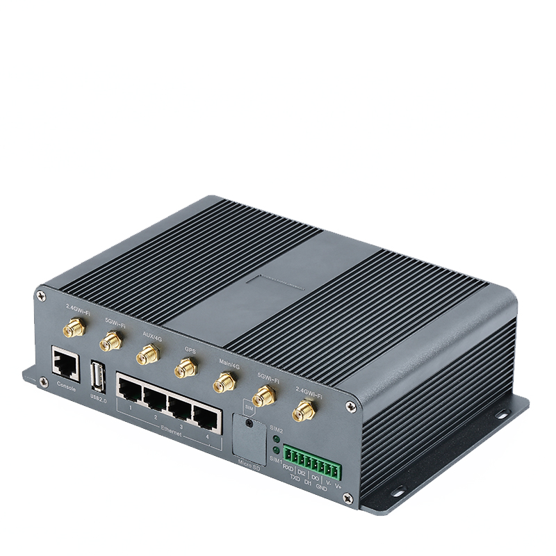 192.168.10.1 Linux Board High Speed VPN Dual Band WiFi Gigabit Ethernet Industrial Wireless 3G 4G LTE Rugged Router