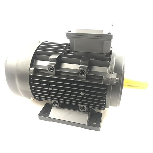 YS series aluminum housing three-phase asynchronous <strong>motor</strong> 0.37KW