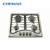 Stainless Steel Built-in Gas Hob 5 Burner Home Kitchen Cooktop