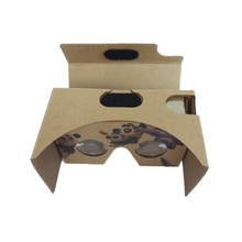 Customized assembled Google Cardboard V2.0 <strong>VR</strong> <strong>3D</strong> <strong>Glasses</strong> for Smartphone Virtual Reality Cardboard <strong>VR</strong> Viewer
