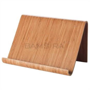High Quality Bamboo Phone Holder  Pad Holder/Bamsira_Factory
