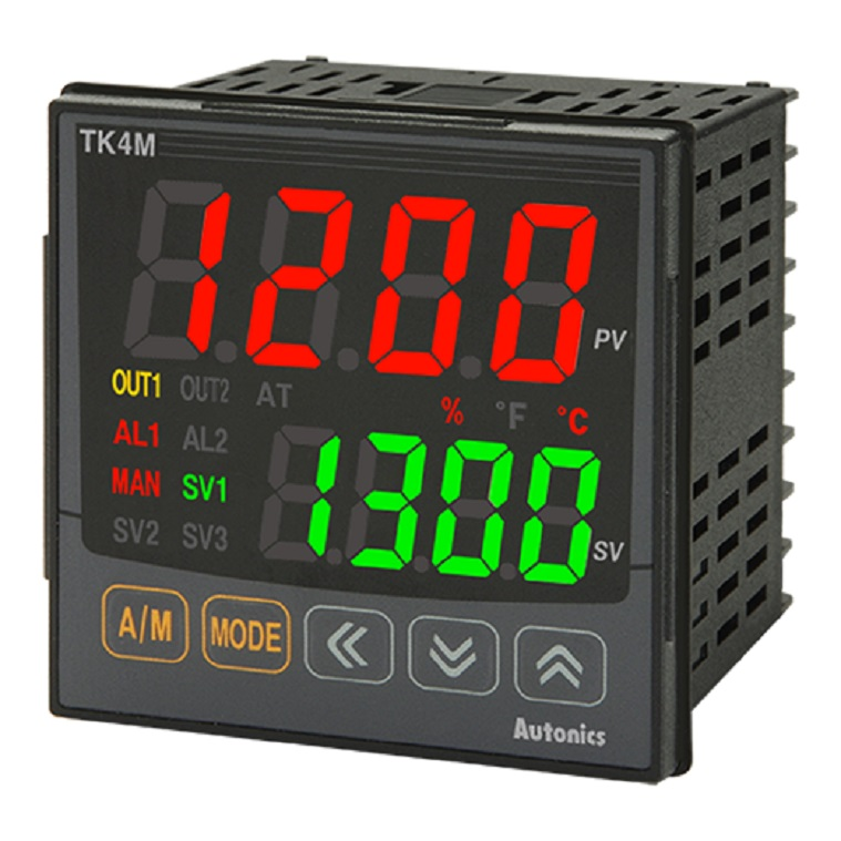 Korean 48mm PID temperature <strong>controller</strong> TK4S-14RN IP65 water proof dual display