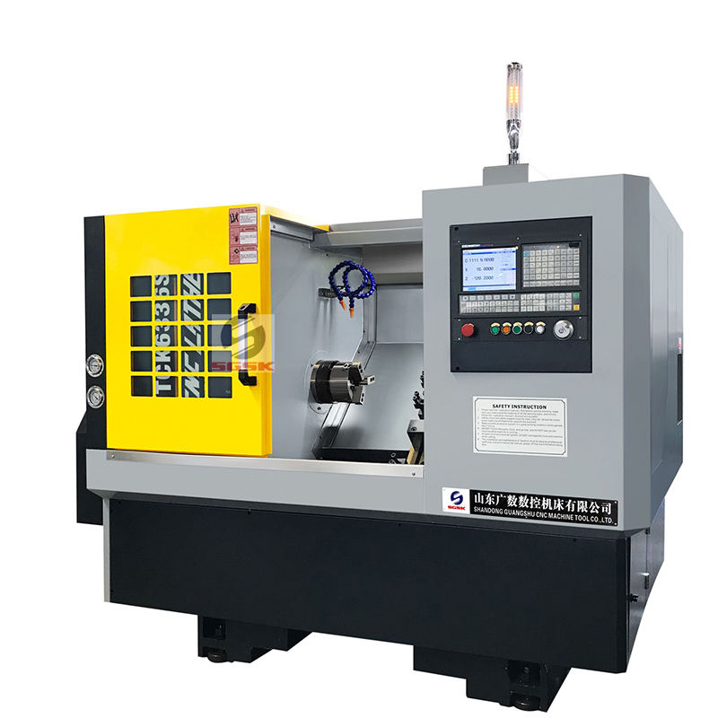 CNC turning center TCK6336S Slant bed CNC lathe machine price