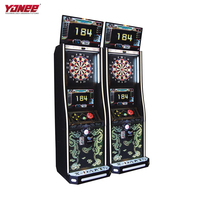 Yonee Bar Electronic Commercial Coin-Operated Dartboard