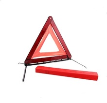 cheap factory Car Vehicle Emergency foldable Breakdown Reflective Road <strong>Safety</strong> with large cloth Warning Sign Triangle