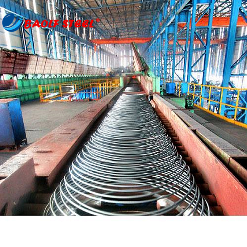 high quality low carbon steel wire rod SAE1006/1008/1018 Q235 <strong>Q195</strong> SS400
