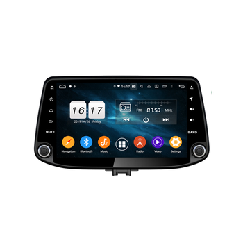 Klyde popular android 9.0 Car multimedia players for I30 2017 - 2019