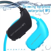 Samtronic MP-099 IPX8 Swimming MP3 Player ,sport waterproof MP3 Player Swimming earphone with memory card