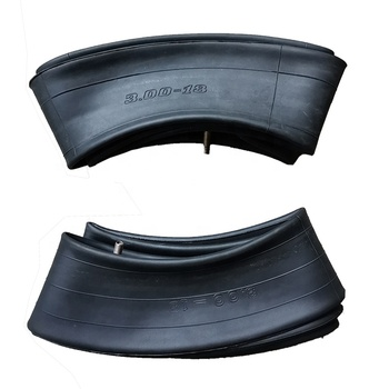 low price 2.00-14 butyl and natural rubber motorcycle inner tube