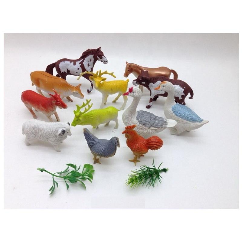 Schleich Elefante Africano /& Pantorrilla de plástico sólido Juguete Animal Salvaje Zoológico Nuevo *