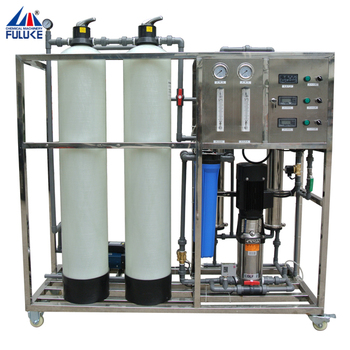 Stainless steel RO Water Osmosis RO Water Filter RO Water Treatment