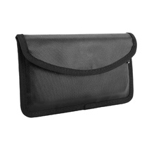 MoKo Non-itchy Liquid Silicone Fiberglass Fireproof Waterproof Signal Blocking Bag for Privacy Protection