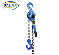 Rated Load 3 Ton Hydraulic Chain Hoist Block For Overhead Transmission Line