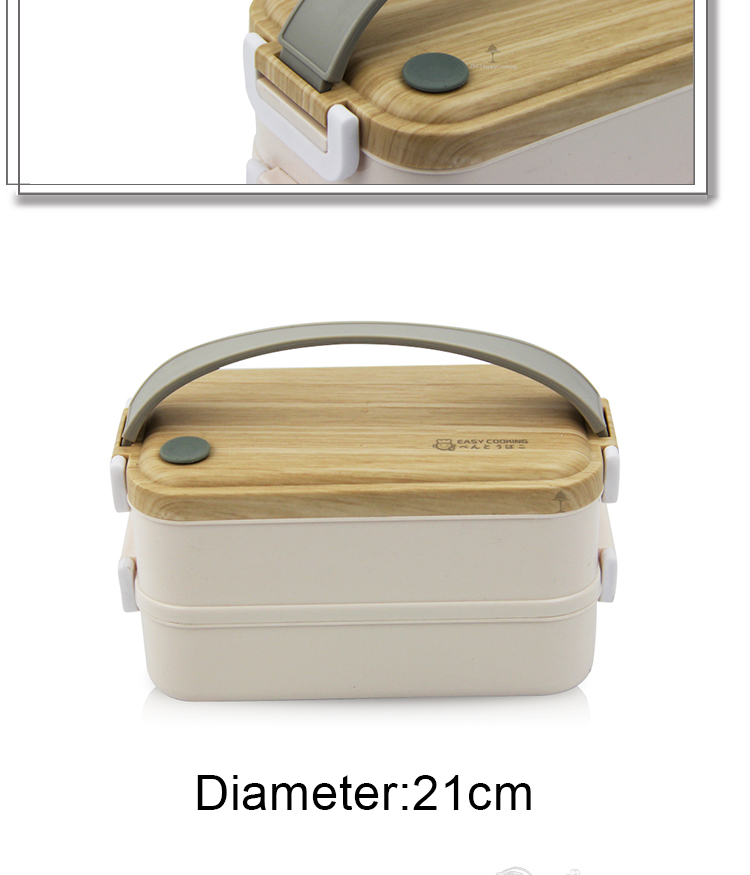 Leak proof hot sealing 304  tiffin box stainless steel food pan carrier stainless steel lunch box