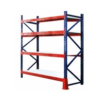 Customized heavy-duty warehouse rack for storage system