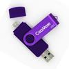Purple-Swivel