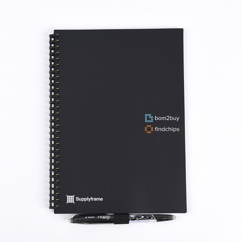 Elfinbook 2.0 Reusable Erasable Recycled Smart Notebook Suvenirs Promotion Unique Gift for Promotion with <strong>Logo</strong>