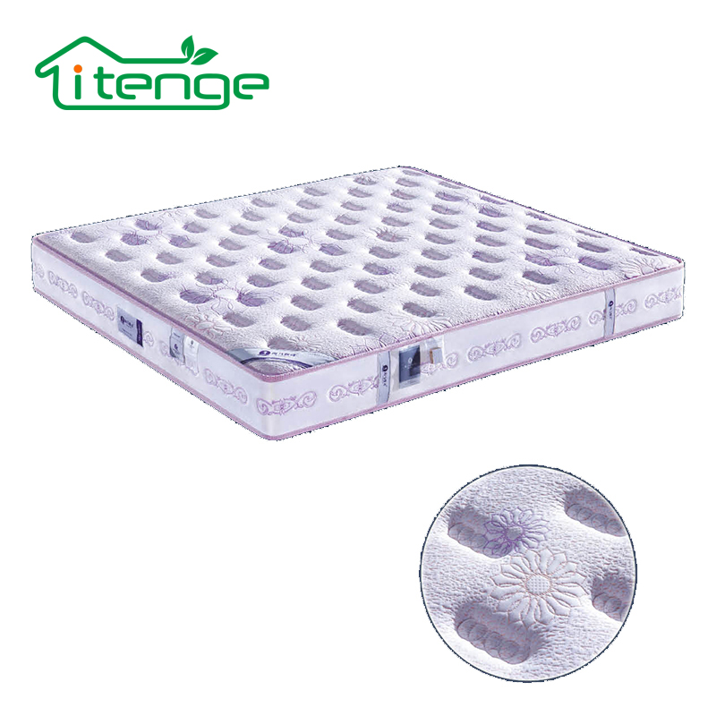 Promotion Cheap Price Pocket Coil Spring Mattress Double mattress - Jozy Mattress | Jozy.net