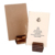 Set of 10 Rustic Brown Wood 2 Inch Wooden Place Card Holders Wood Table Number Stands