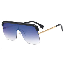 Bulk buy m'en polarized big frame one piece shades <strong>sunglasses</strong>