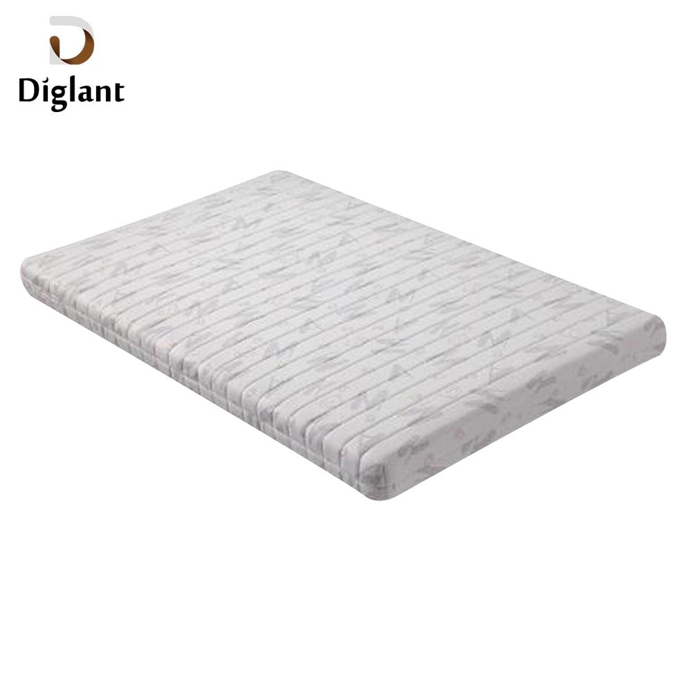 DM083 Diglant Gel Memory Latest Double Fabric Foldable King Size Bed Pocket bedroom furniture memory foam mattress - Jozy Mattress   Jozy.net