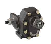 KST KP55 KP1403A KP1505A PTO hydraulic gear pump for dump truck
