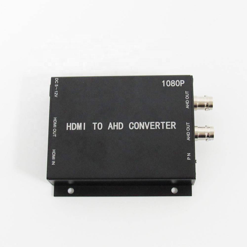 <strong>1080P</strong> Supporting HDMI To AHD Video Converter
